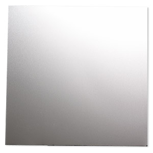 ".040 Clear Anodized Aluminum Sheet 5005 12/"" x 18/"""