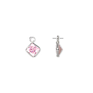 Drops Sterling Silver Pinks