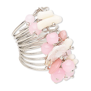 Finger Rings Pinks Everyday Jewelry