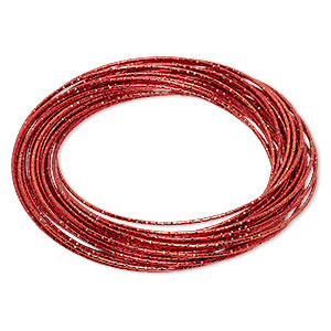 Bangles Steel Reds