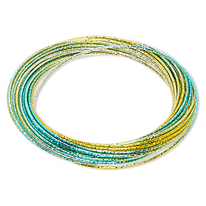 Bangles Steel Multi-colored