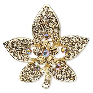 Brooches Gold Colored Everyday Jewelry