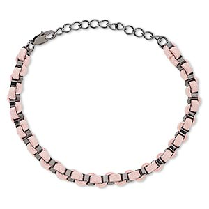 Other Bracelet Styles Leatherette Pinks