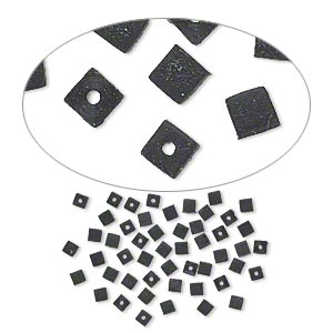 Beads Silicone Blacks