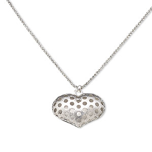 Pendant Style Silver Colored Everyday Jewelry