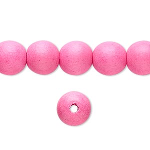 Beads Taiwanese Cheesewood Pinks