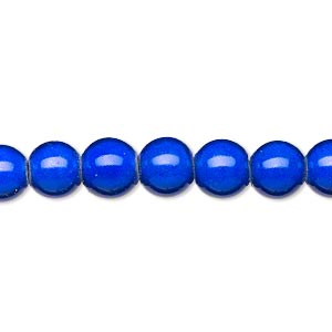 Beads Acrylic Blues