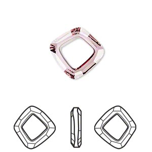 Components Swarovski Pinks