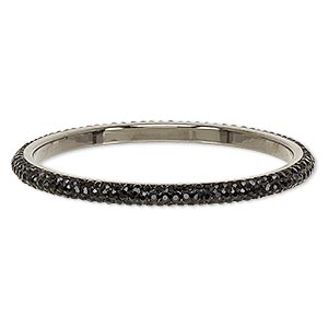 Bangles Gunmetal Blacks