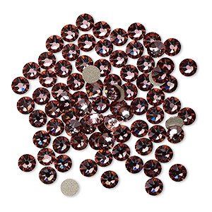 Flat-Back Swarovski Pinks