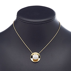 Pendant Style Gold Colored Everyday Jewelry