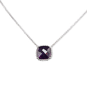 Pendant Style Purples / Lavenders Everyday Jewelry