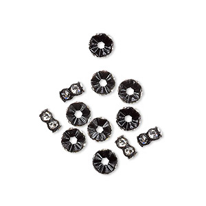 Spacer Beads Swarovski 2mm