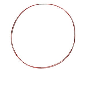 Necklace Bases Reds H20-7515JW