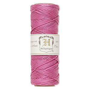 Cord Hemp Pinks