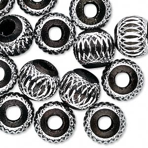 Beads Aluminum Blacks