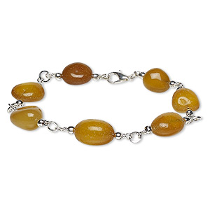 Other Bracelet Styles Agate Yellows