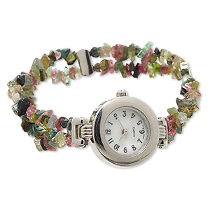 Watches Tourmaline Multi-colored