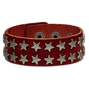 Other Bracelet Styles Leather Reds