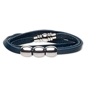 Other Bracelet Styles Leather Blues
