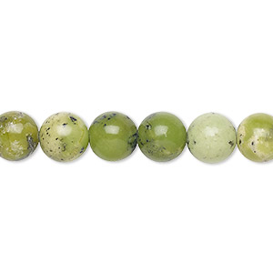 "Beads Grade B Chinese ""Chrysoprase"""