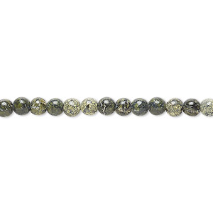 Beads Grade B Russian Serpentine