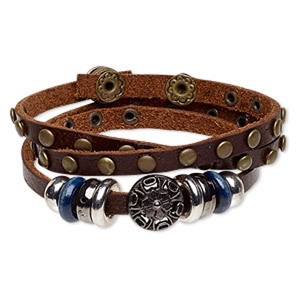 Other Bracelet Styles Leather Multi-colored