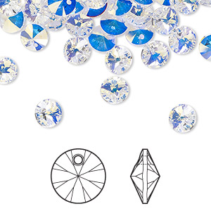 Drops Swarovski Clear