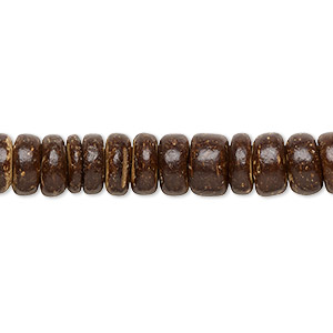Beads Coconut Shell Browns / Tans