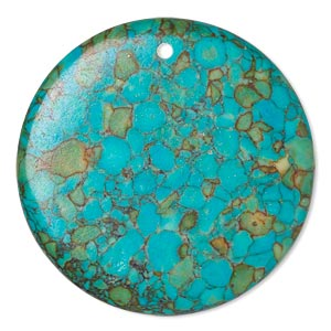 "Focals Mosaic ""Turquoise"" Blues"