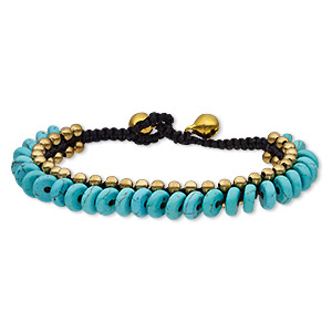 Other Bracelet Styles Magnesite Blues
