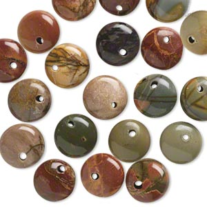 Drops Grade B Red Creek Jasper
