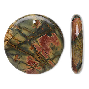 Focals Grade B Red Creek Jasper