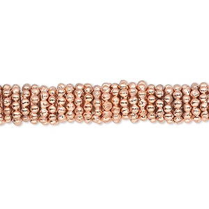 Spacer Beads Copper Copper Colored