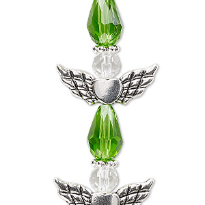 Beads Celestial Crystal Angel