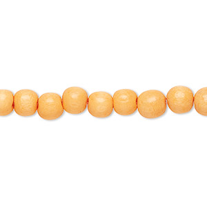 Beads Taiwanese Cheesewood Yellows