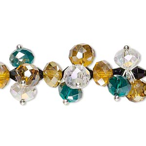 Beads Celestial Crystal Mixed Shapes