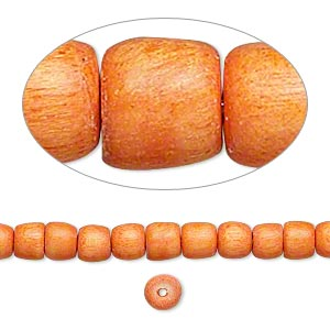 Beads Taiwanese Cheesewood Oranges / Peaches