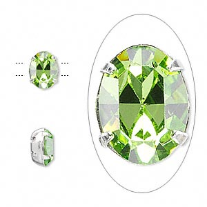 Spacer Beads Swarovski 6mm