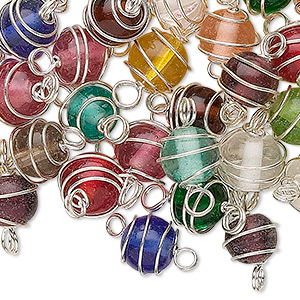 Links Glass Mixed Colors