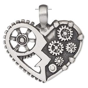 Pendant powerful pewter pendants antiqued pewter tin based alloy pendants pewter greys aloadofball Images