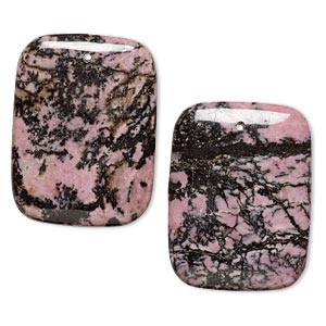 Focals Grade B Rhodonite