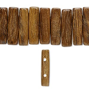 Spacer Beads Other Wood Browns / Tans