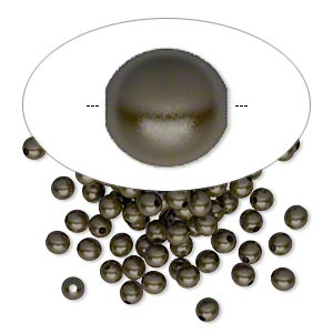 Spacer Beads Brass Browns / Tans
