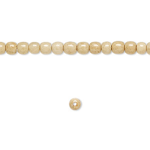 Beads Bone Browns / Tans