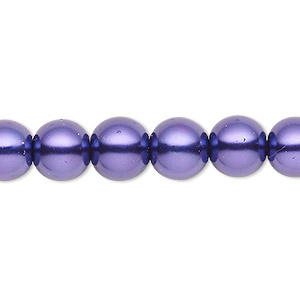Imitation Pearls Celestial Crystal Round