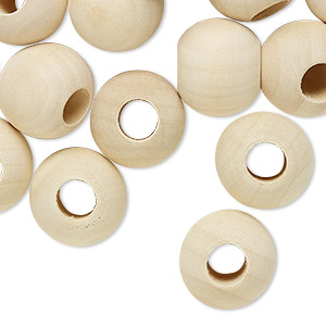 Beads Other Wood Whites