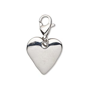 Stainless Steel Hearts Hearts