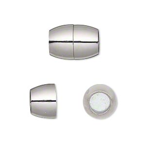 Magnetic Stainless Steel Silver Colored