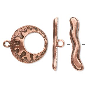 Toggle Copper Plated/Finished Copper Colored